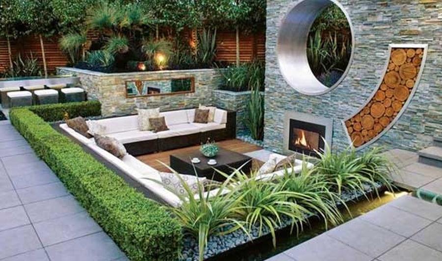 terrasse et jardin design