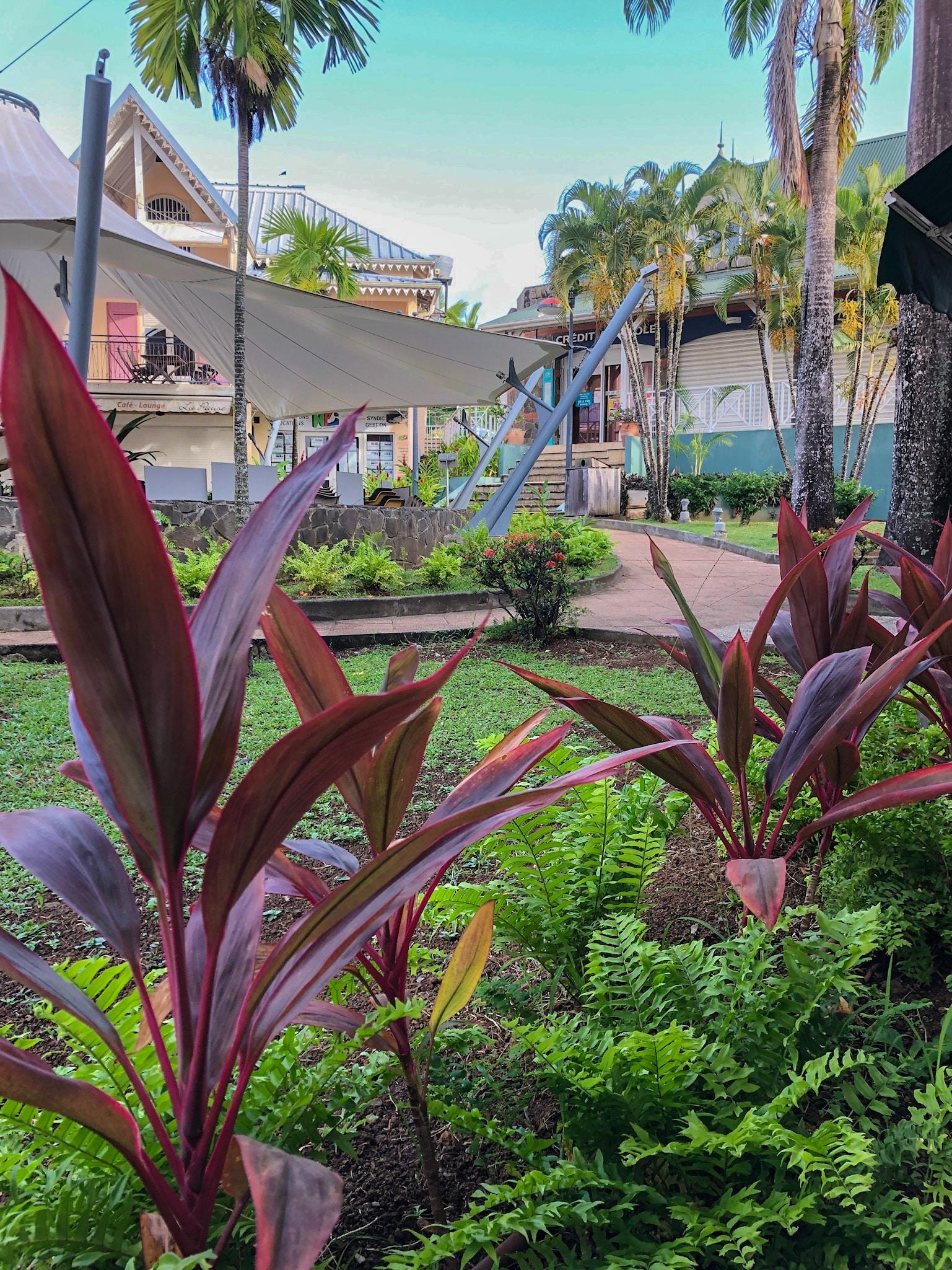 village créole Martinique